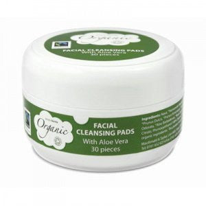 Simply Gentle Organic Facial Cleansing Pads