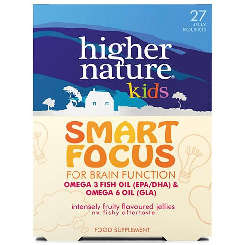 Higher Nature Kids Smart Focus