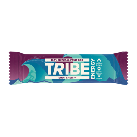 Tribe Blaze Trails Bar - Sour Cherry & Buckwheat