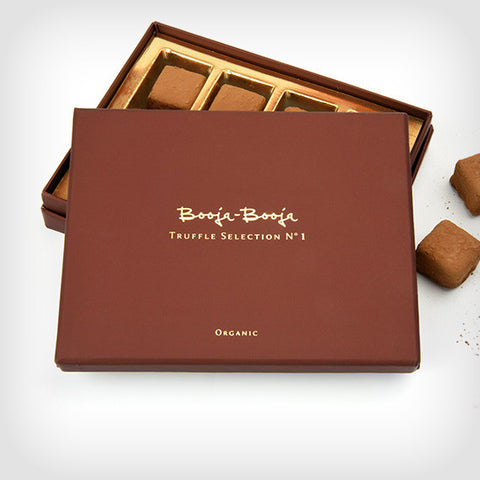 Booja Booja Truffle Selection No.1 Gift Set