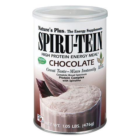 Natures Plus Spiru-Tein Chocolate Shake