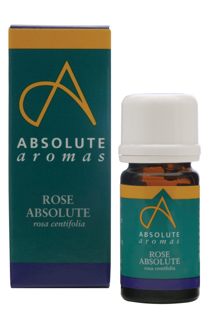 Absolute Aromas Rose Absolute Essential Oil