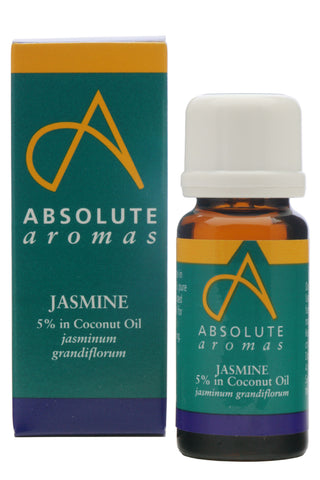 Absolute Aromas Jasmine 5% Essential Oil