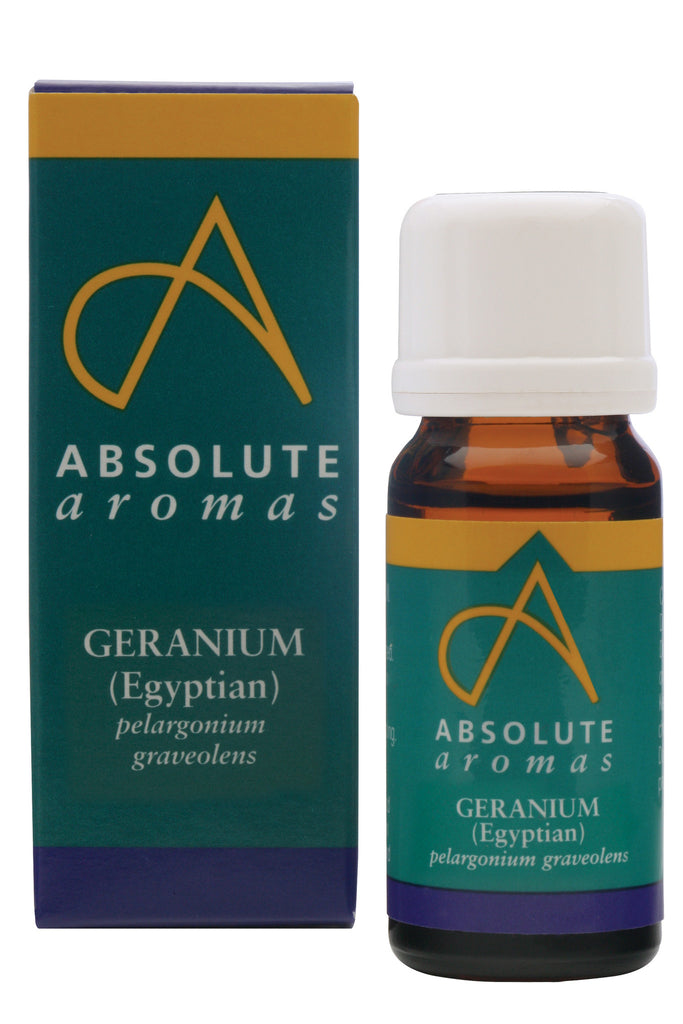 Absolute Aromas Geranium Essential Oil