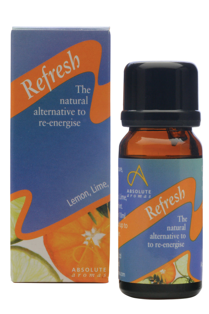 Absolute Aromas Essential Blend - Refresh