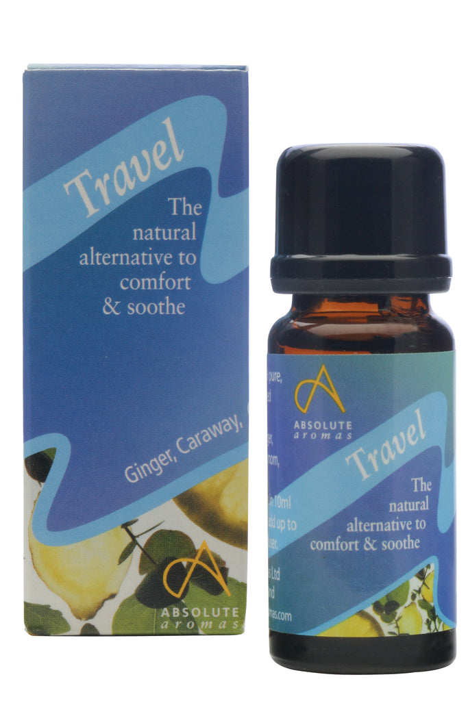 Absolute Aromas Essential Blend - Travel