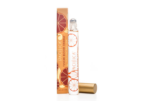Pacifica Roll On Perfume - Tuscan Blood Orange