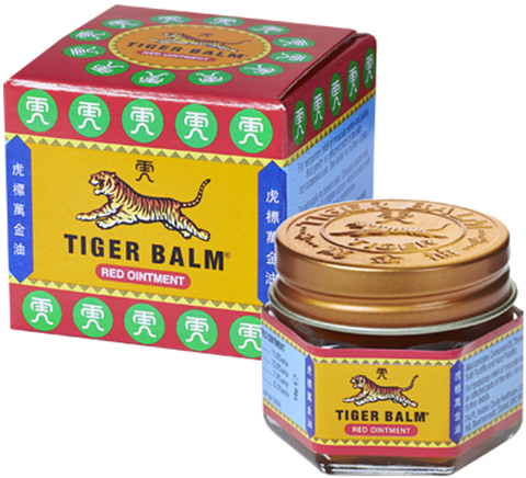 Tiger Balm Red Ointment (Extra Strength)