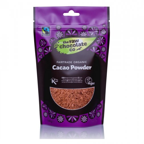 The Raw Chocolate Co. Cacao Powder