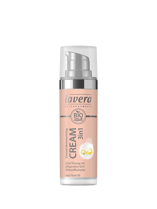 Lavera Tinted Moisturising Cream 3in1 with Q10