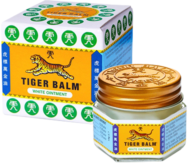 Tiger Balm White Ointment (Regular)