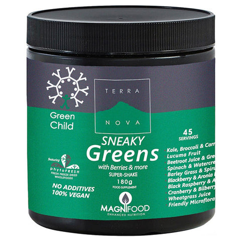 Terranova Green Child Sneaky Greens Super-Shake