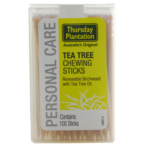 Thursday Plantation Tea Tree Chewing Sticks