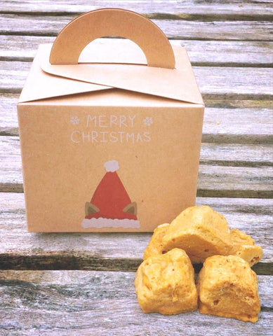 Vegan Store Cinder Toffee Christmas Gift Box