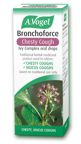 A. Vogel Bronchoforce Ivy Complex Oral Drops