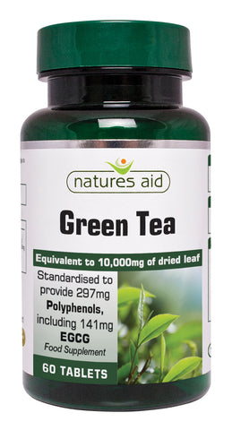 Nature's Aid Green Tea Extract