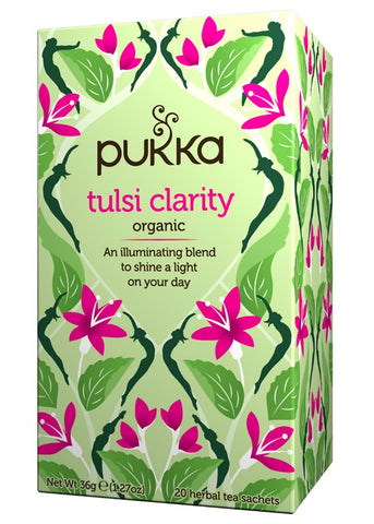 Pukka Tulsi Clarity Tea