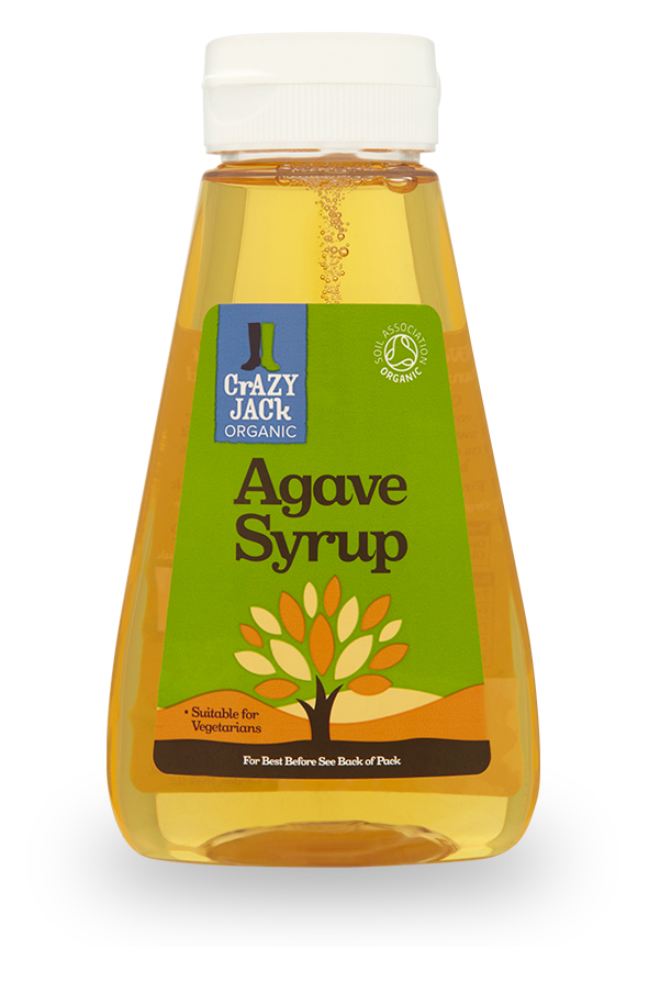 Crazy Jack Organic Agave Syrup