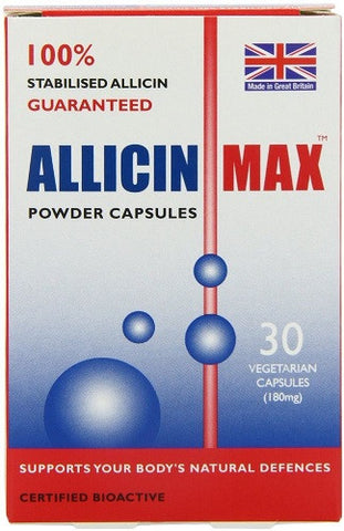 AllicinMax Powder Capsules