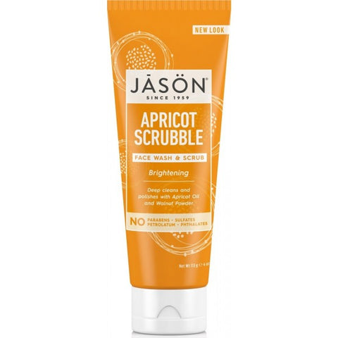 Jason Apricot Scrubble - Brightening Facial Wash