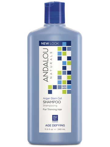 Andalou Age Defying Argan Stem Cell Shampoo