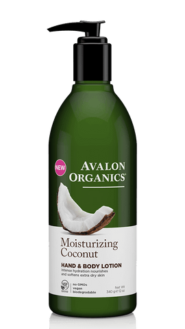 Avalon Coconut Hand & Body Lotion