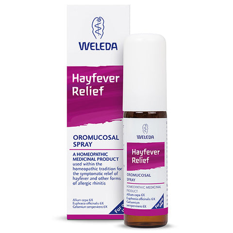 Weleda Hayfever Relief Spray