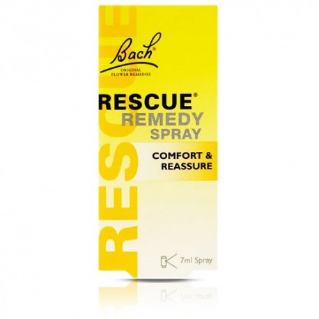 Bach Flower Rescue Remedy Spray