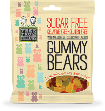 Free From Fellows - Sugar Free Gummy Bears