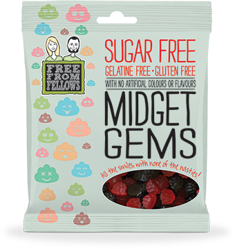 Free From Fellows - Sugar Free Midget Gems