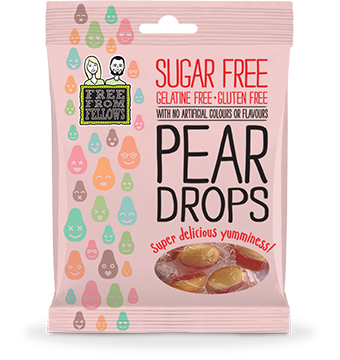 Free From Fellows - Sugar Free Pear Drops