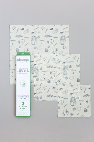 Abeego Beeswax Food Wrap