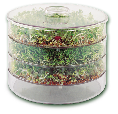A.Vogel BioSnacky Mini-Greenhouse Sprouter