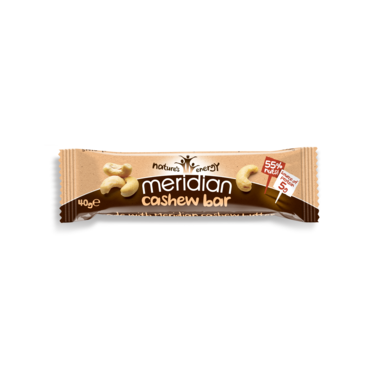 Meridian Nut Bar - Cashew
