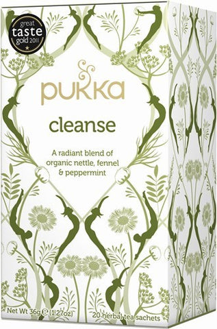 Pukka Cleanse Herbal Blend Tea