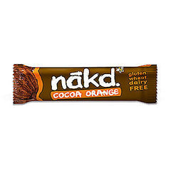 Nakd. Fruit & Nut Bar - Cocoa Orange