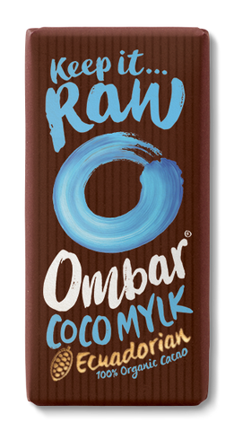 Ombar Organic Raw Chocolate - Coco Mylk