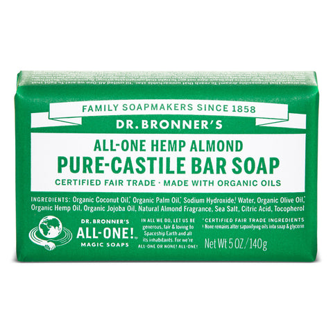 Dr.Bronner Soap Bar - Almond