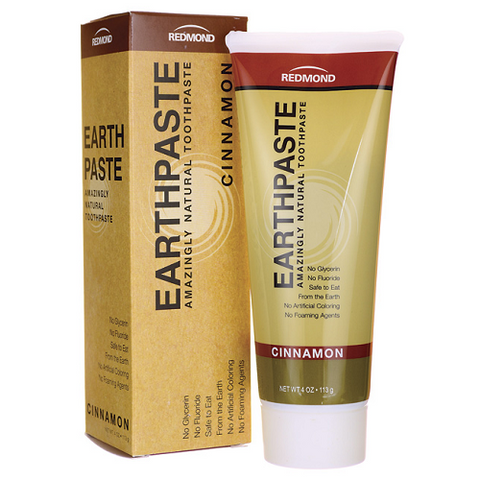Redmond Earthpaste Toothpaste