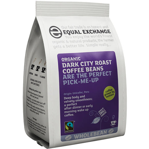 Equal Exchange Coffee Beans Dark Roast