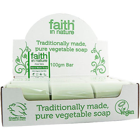 Faith Unwrapped Soaps