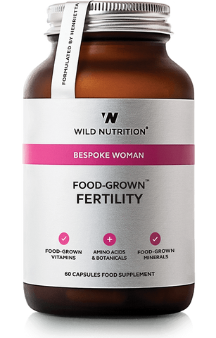 Wild Nutrition FOOD-GROWN Fertility