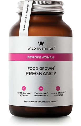 Wild Nutrition FOOD-GROWN Pregnancy