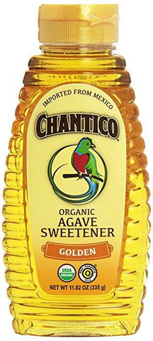 Chantico Organic Agave - Golden
