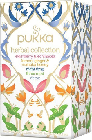 Pukka Herbal Tea Collection
