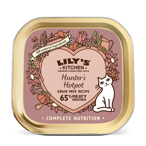 Lily's Cat Food - Hunter's Hotpot