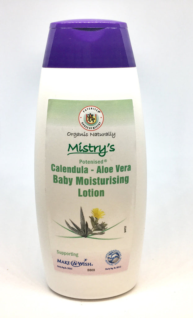 Mistry's Baby Moisturising Lotion
