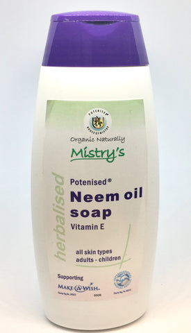 Mistry's Neem Oil Liquid Soap