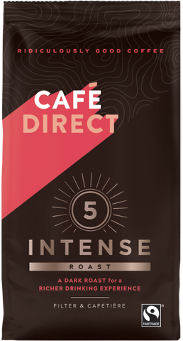 Cafedirect Intense Roast Coffee
