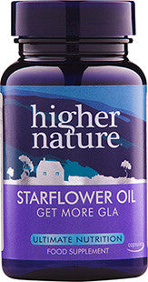 Higher Nature Starflower Oil